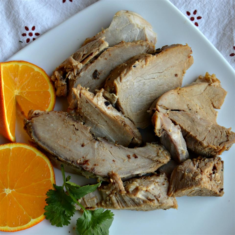 Cuban-Style Roast Pork Michele Kerr Fielding