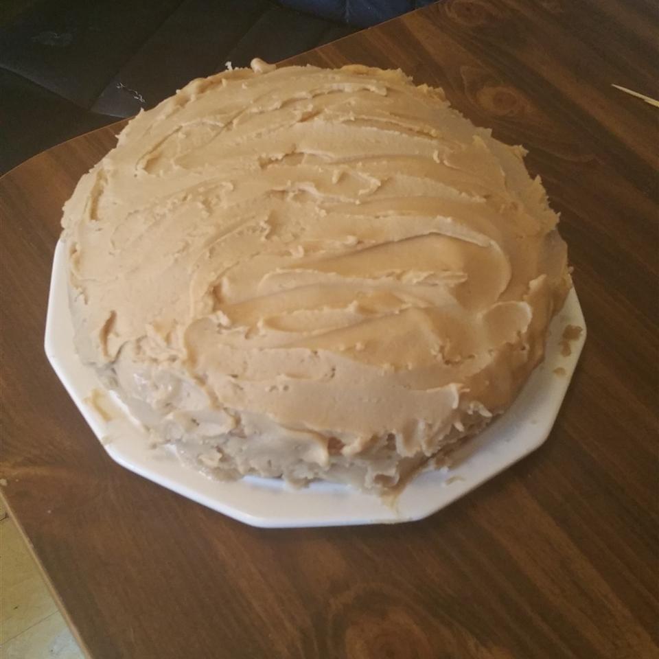 Peanut Butter Cake mallorydidit