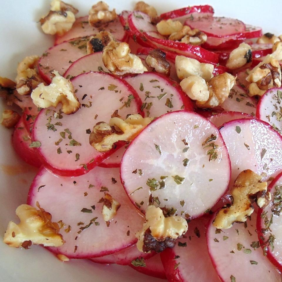 Lebanese Radish Salad Christina
