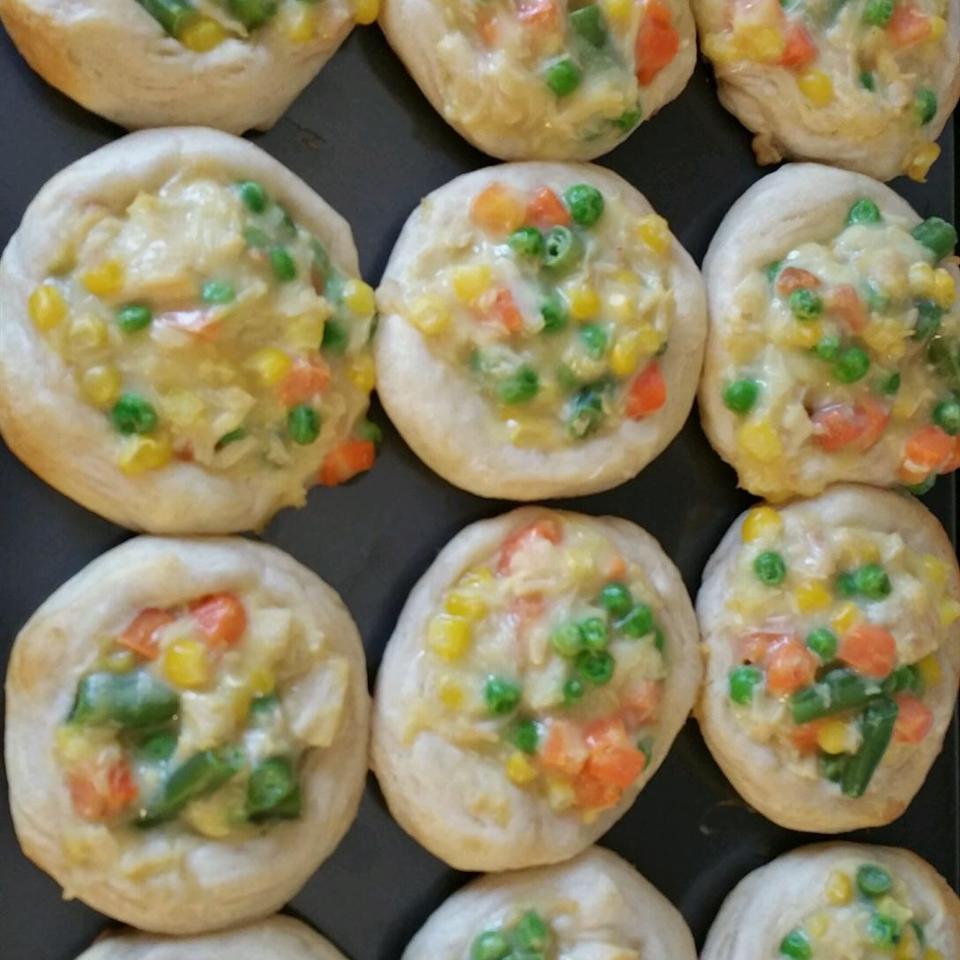 Grands!® Mini Chicken Pot Pies Tina