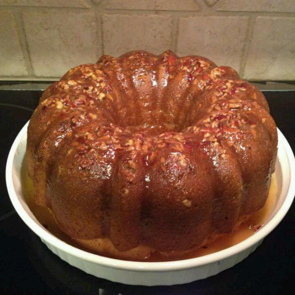 Irish Cream Bundt Cake Carmen Llacuna