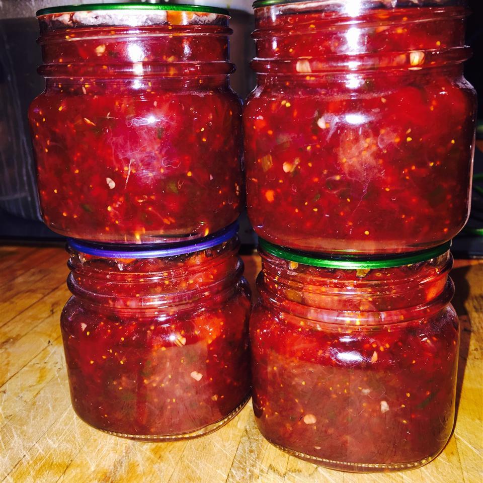 Jalapeno Strawberry Jam