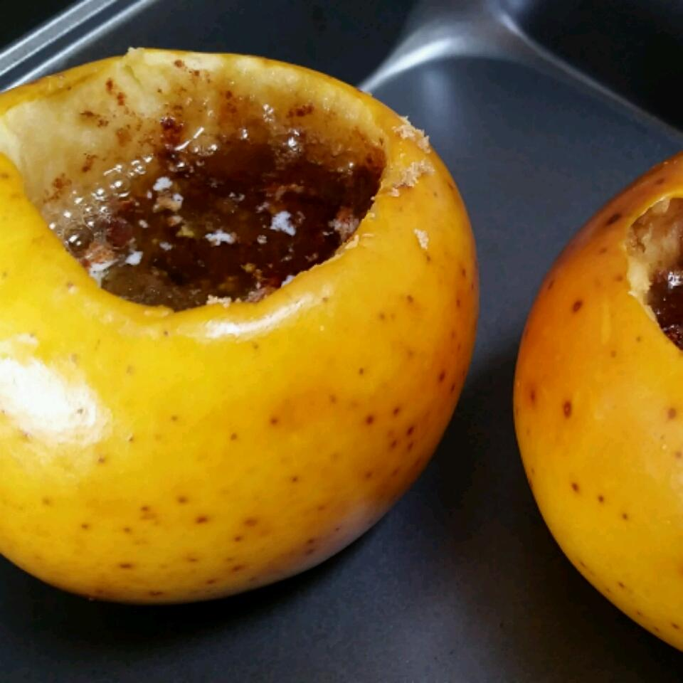 Baked Apples KimchiandCoffee