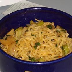 Ramen Noodle Chicken Salad