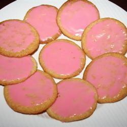 Lemon Sugar Tea Cookies LANAIAH