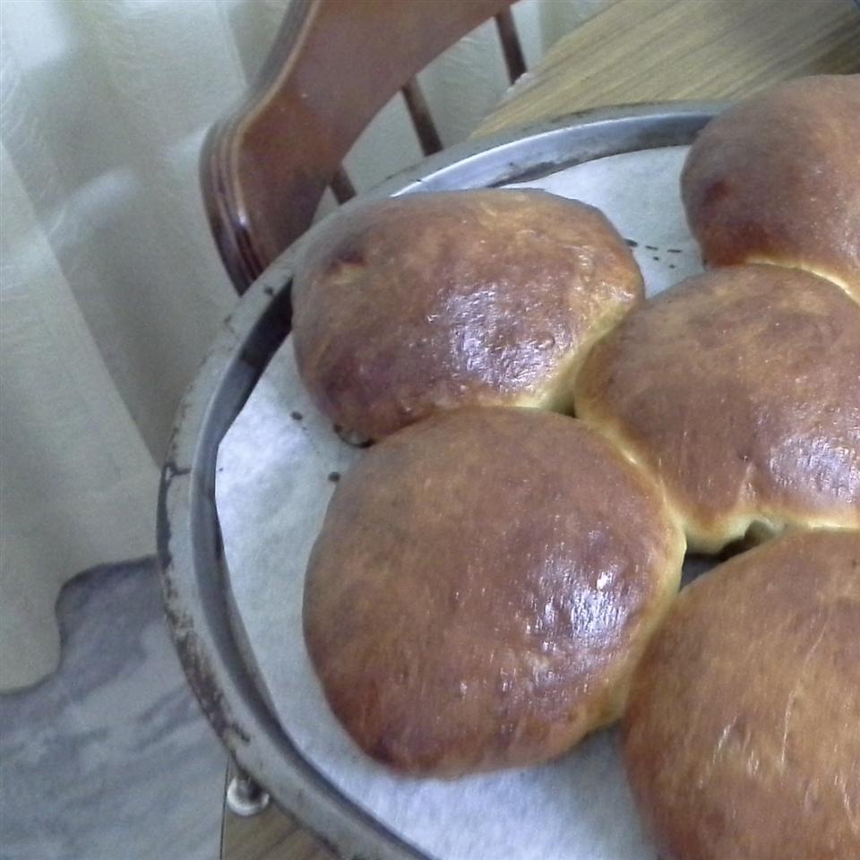 Chinese Sweet Bun Dough