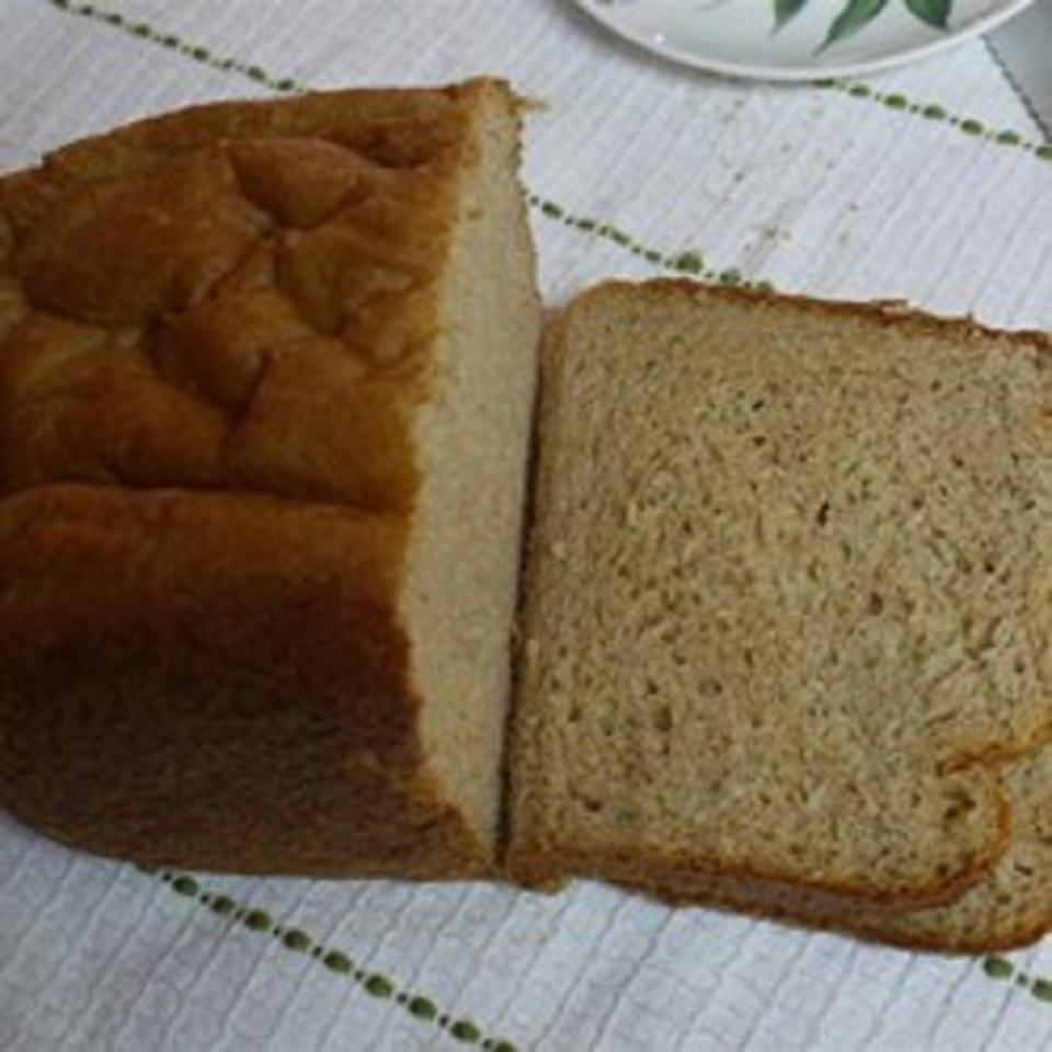 Bread Machine Almond Bread Jennifer Mervine