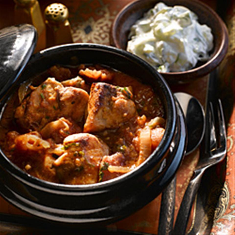 Bombay Butter Chicken