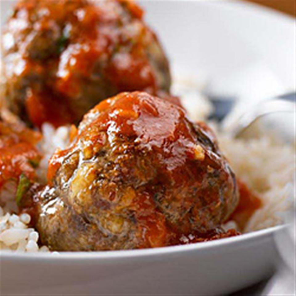 Cottage Cheese Meatball Marinara Trusted Brands
