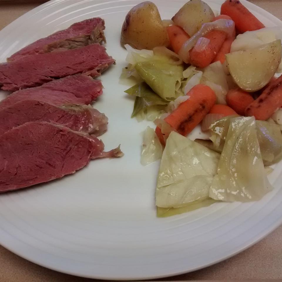Irish Boiled Dinner (Corned Beef)