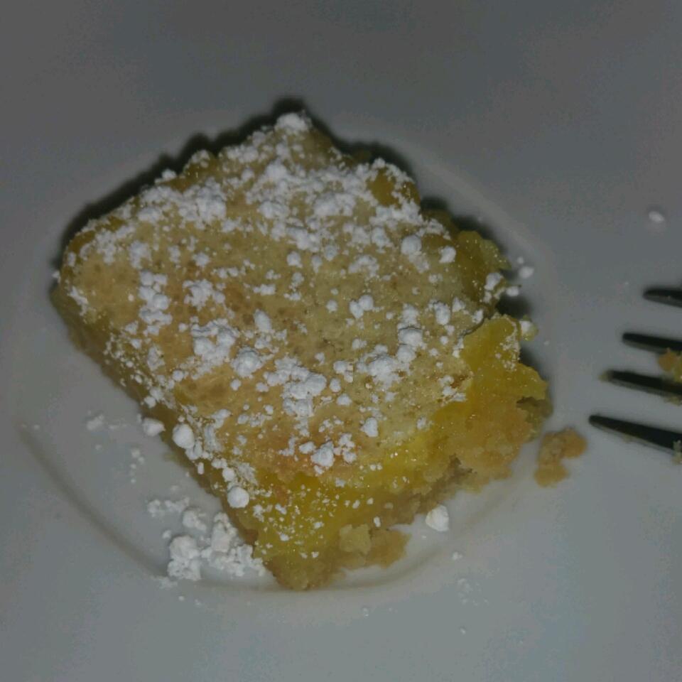 Chef John's Lemon Bars bpalomares
