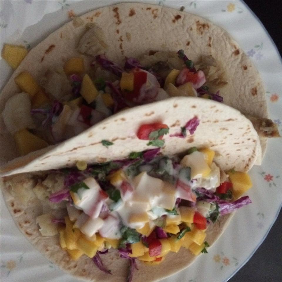 Quick Fish Tacos irishctrygirl