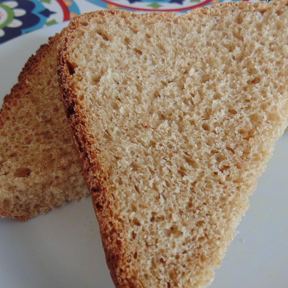 Mrs. Carrigan's Honey Wheat Bread Christina