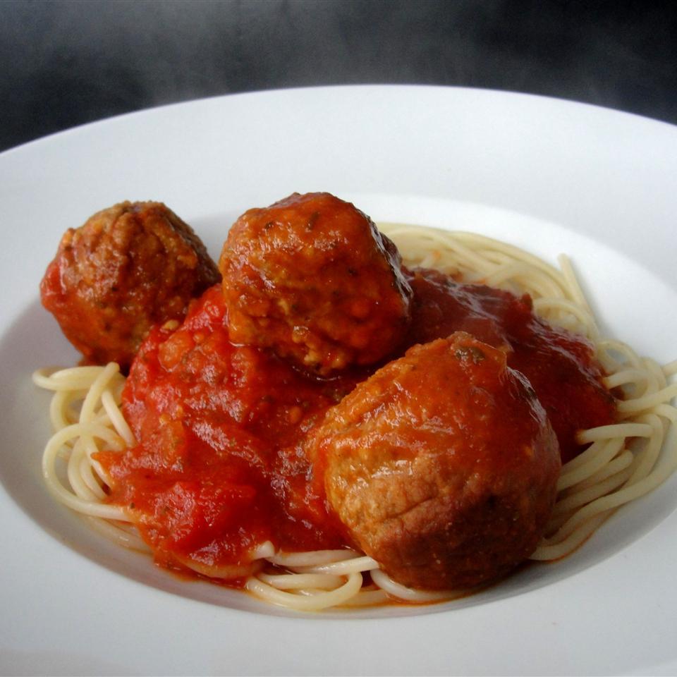 Chunky Italian Spaghetti Sauce