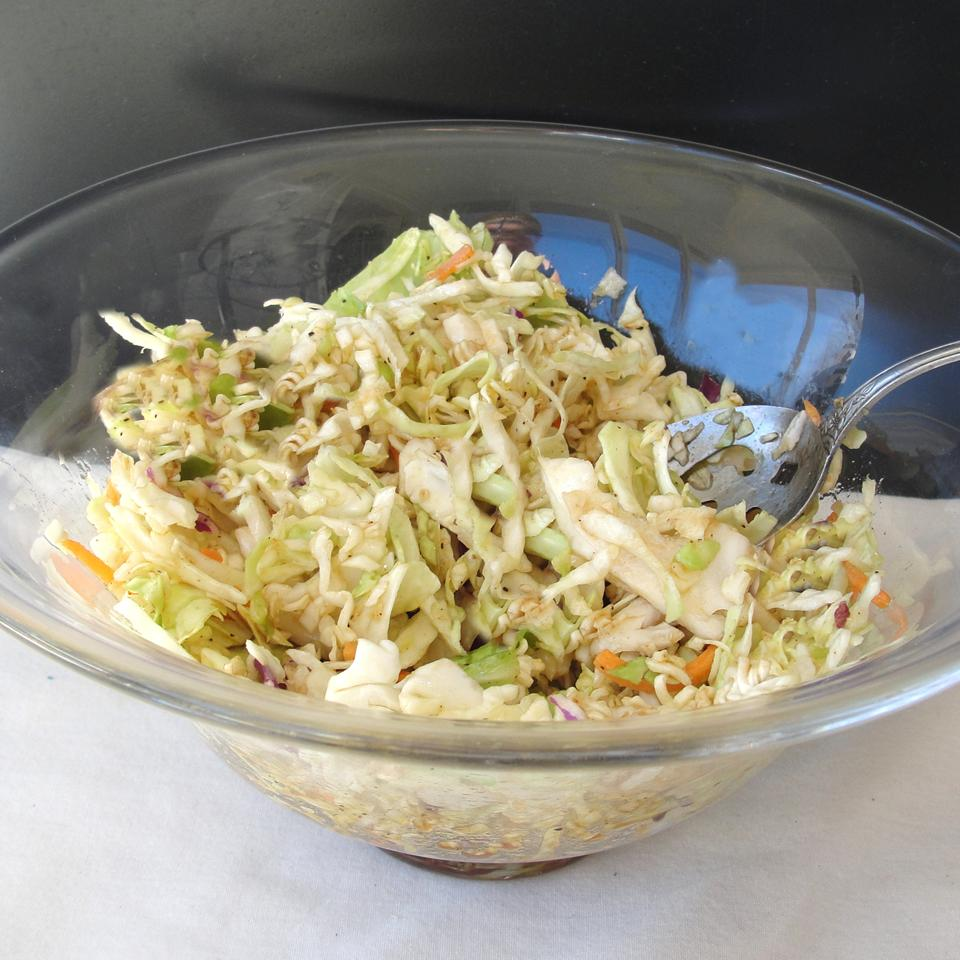 Chinese Cabbage Salad Rock_lobster
