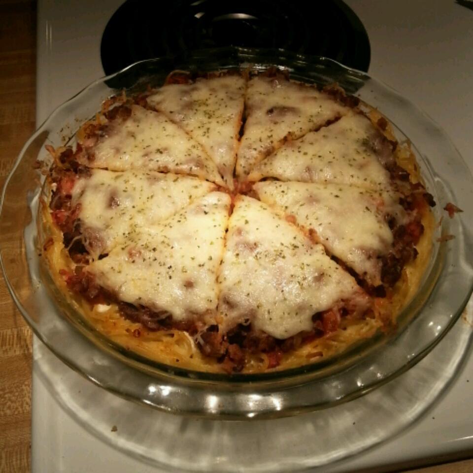 Spaghetti Pie I Chantel Foster
