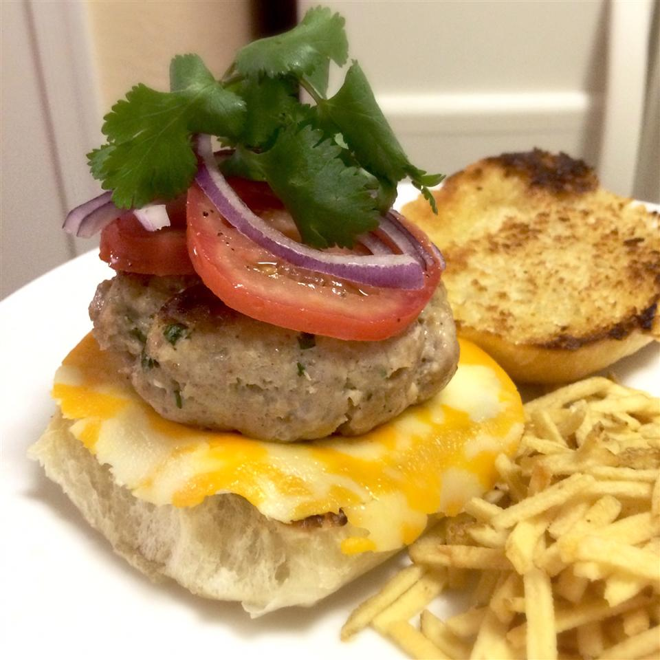 Chef John's Turkey Burger Isa709
