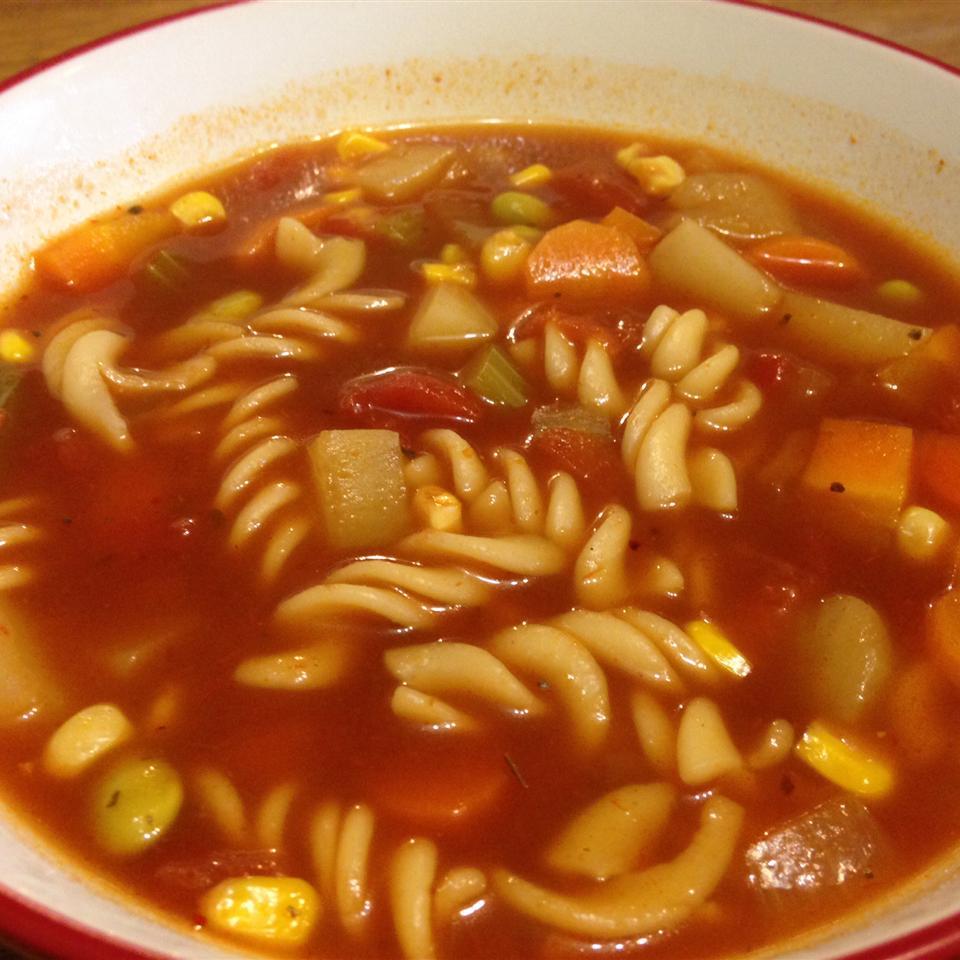 Vegetable Soup I