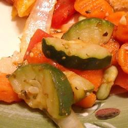 Italian Zucchini Saute ~TxCin~ILove2Ck