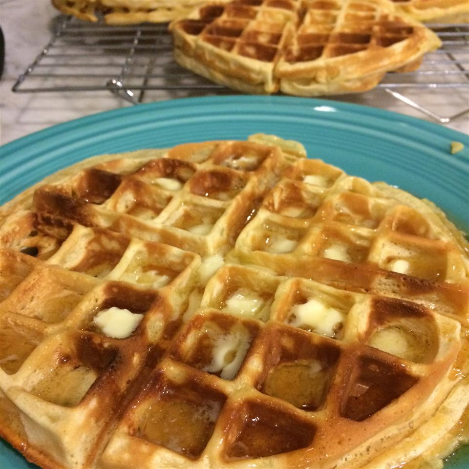 Easy Malted Waffles Rob Taylor