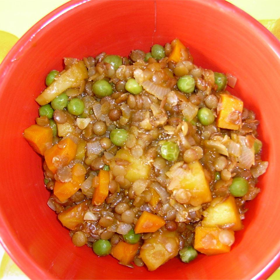 Argentine Lentil Stew Babzil