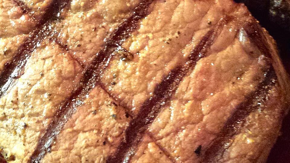 Beer Marinated Deer Elk Moose Steak Recipe Allrecipes