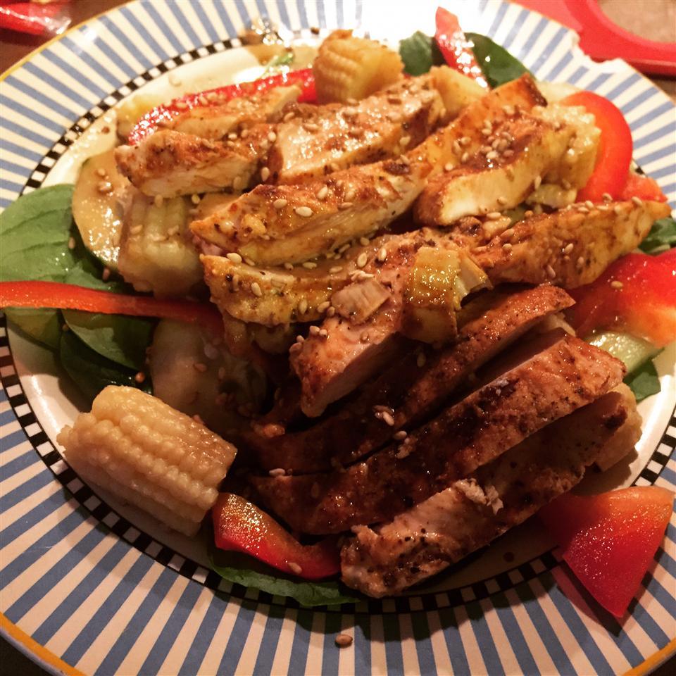 Chinese Chicken Salad II