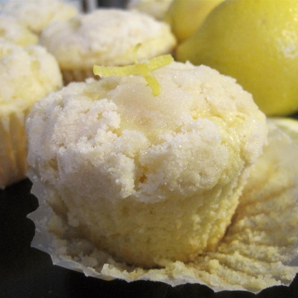 Lemon Crumb Muffins Recipe LYNNINMA