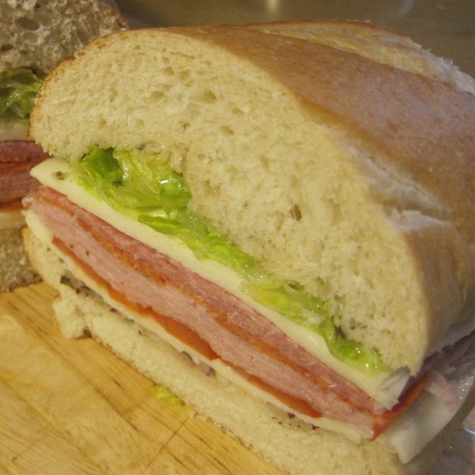 Italian Subs - Restaurant Style