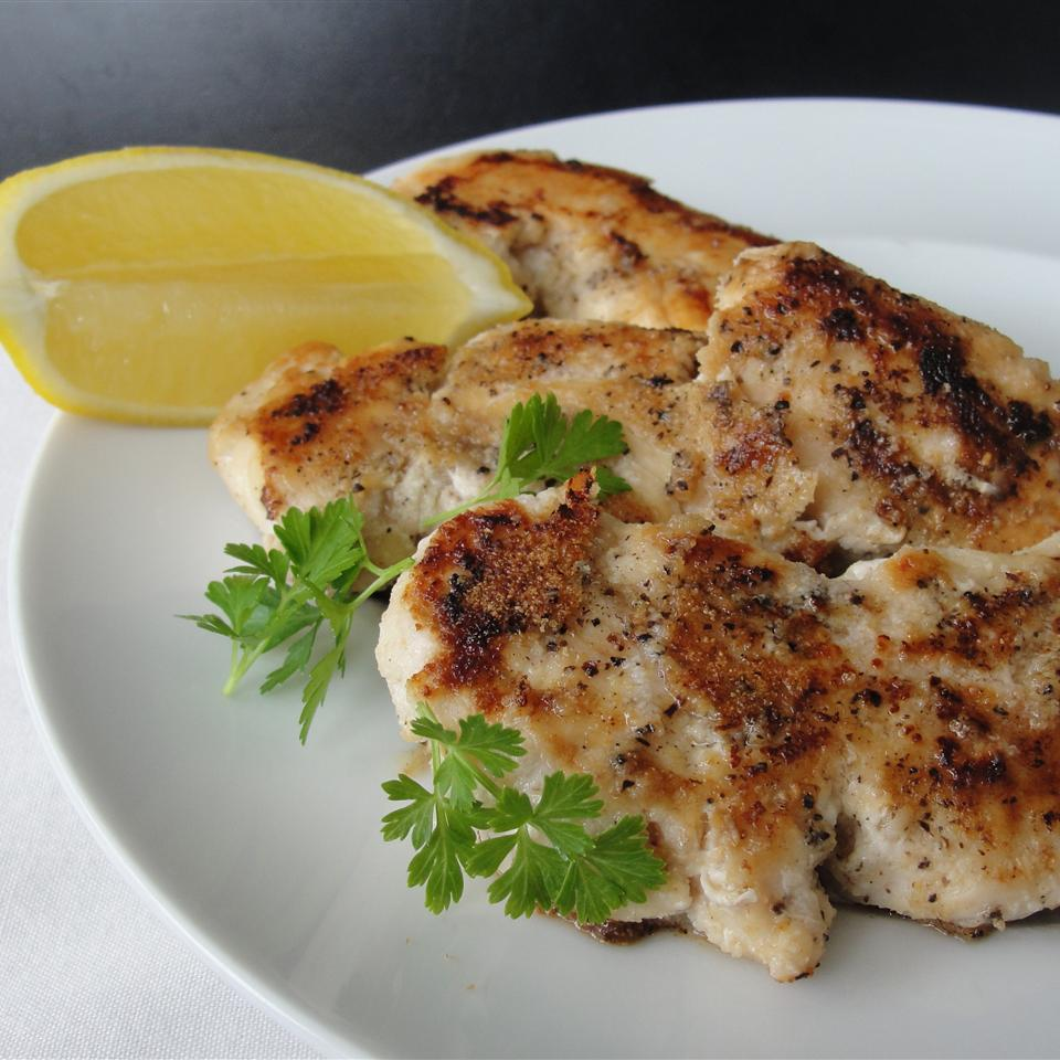 Lemon Garlic Chicken Rock_lobster