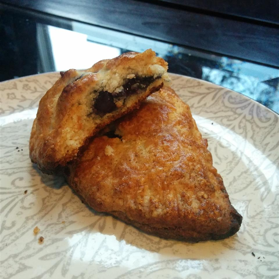 Shelly Hospitality's Blueberry Turnover Hand Pies