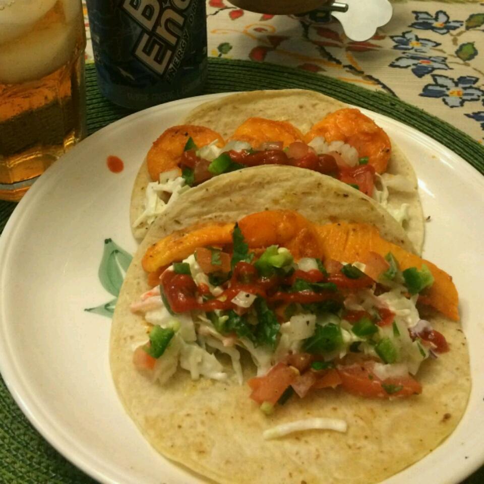 Baja Fish Tacos from KRAFT® AideRamirez