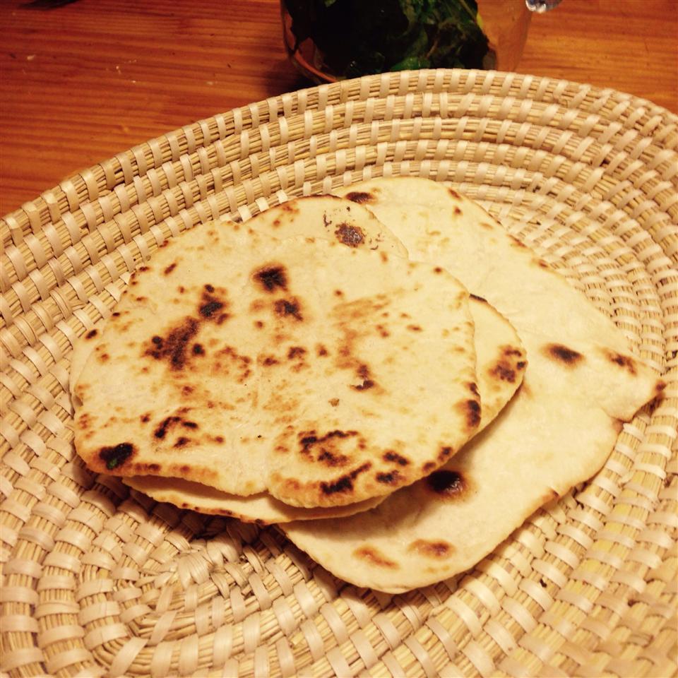 Indian Chapati Bread macaviolin