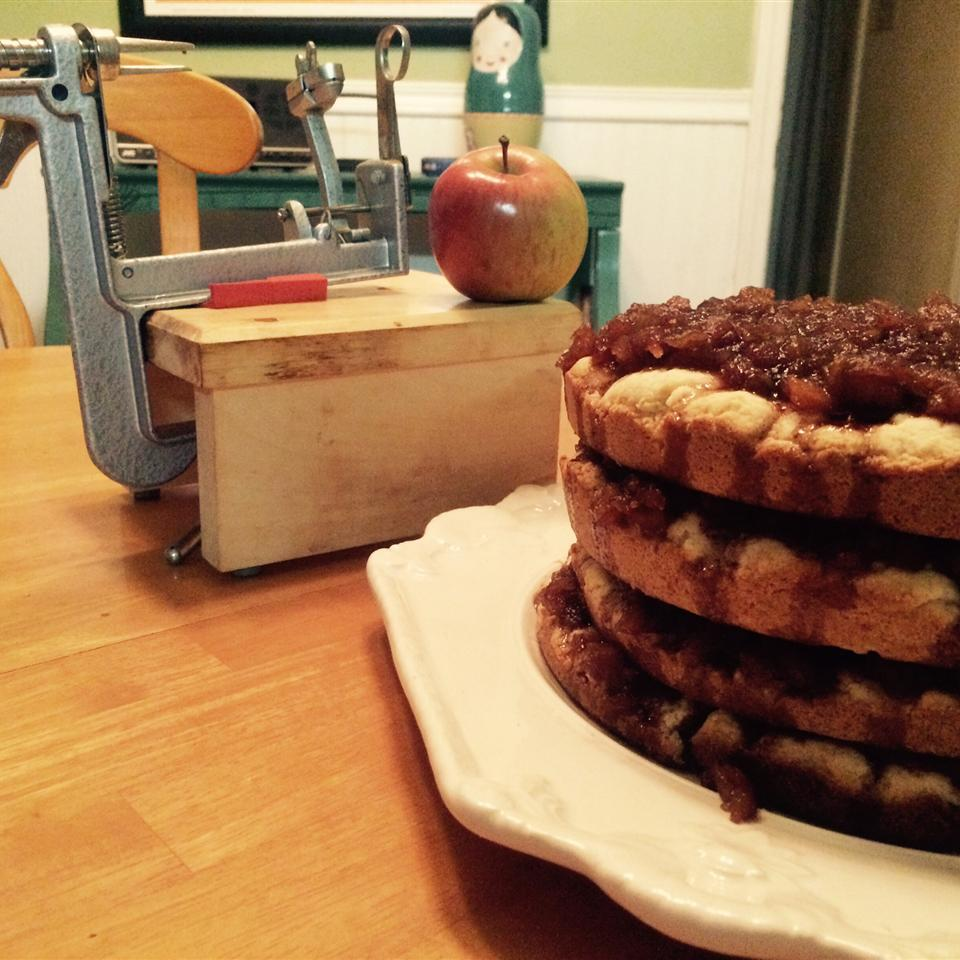 Apple Stack Cake Stacy McVay