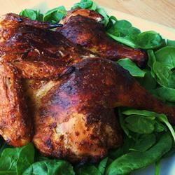 Not Your Average Grilled Chicken CookinBug