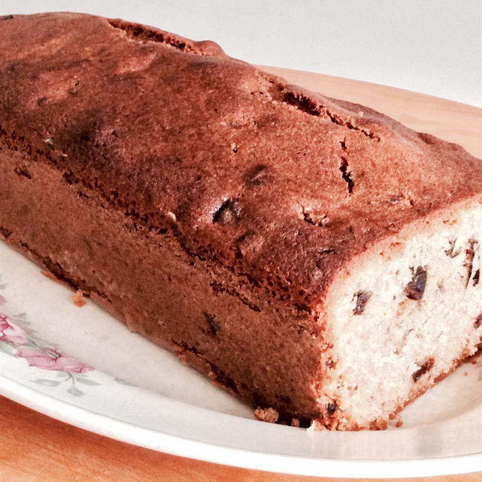 Breakfast Prune Spice Cake Silvia Pirez