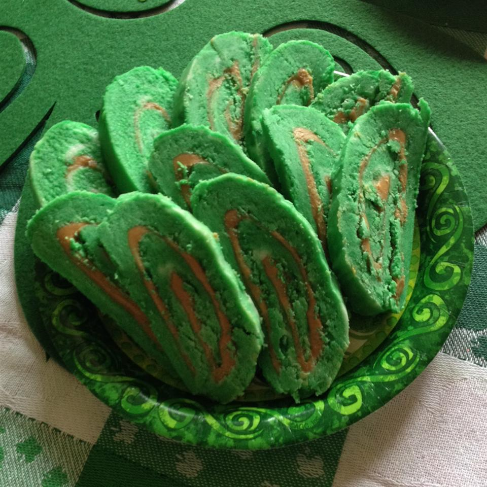 Irish Peanut Butter Potato Candy
