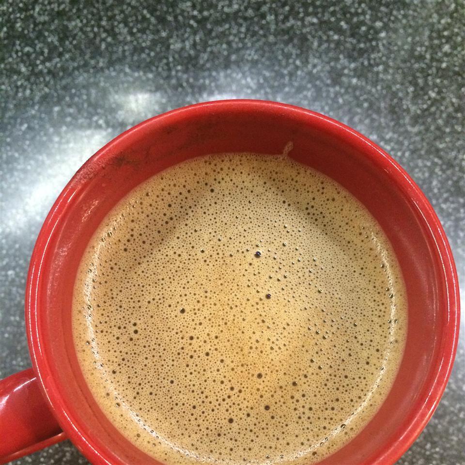 Drew's World Famous Triple Rush Hot Chocolate Fiona Lau
