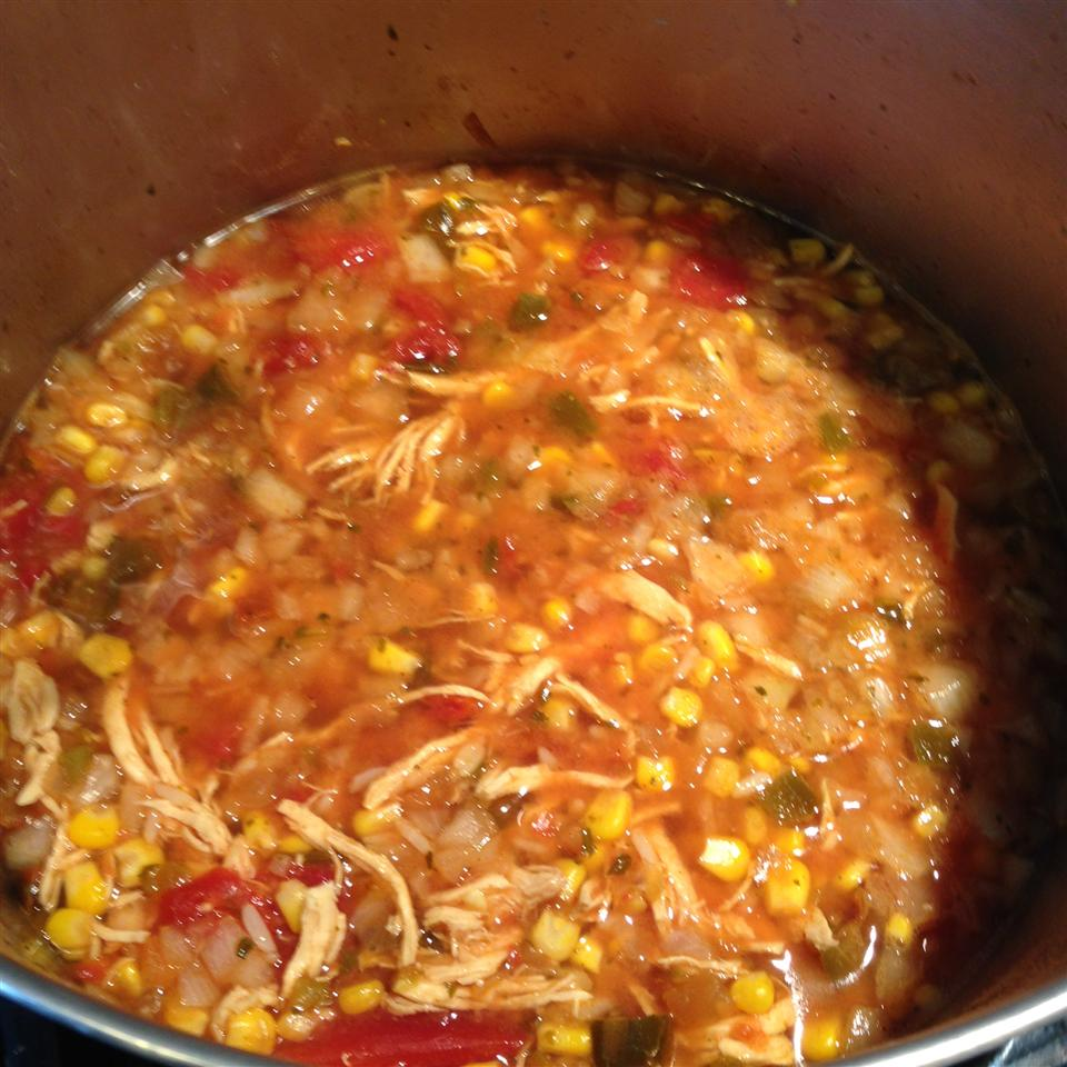 Chicken Tortilla Soup V