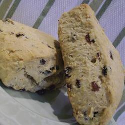 Oatmeal-Currant Scones Pam Ziegler Lutz