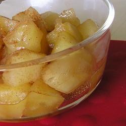Chunky Applesauce gapch1026