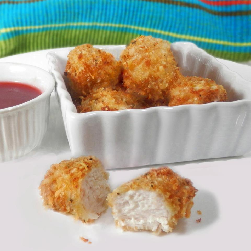 Baked Chicken Nuggets Teresa C. Rouzer