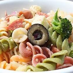 the ultimate pasta salad recipe