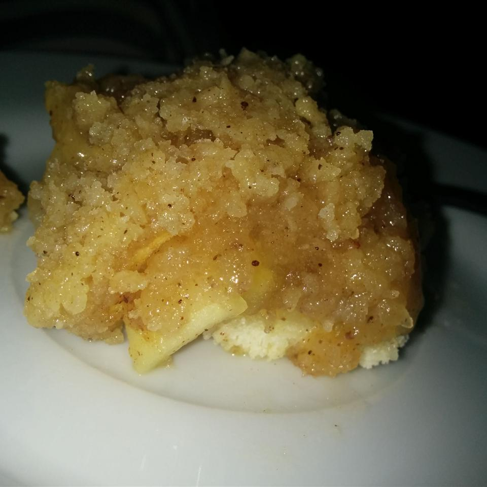 Apple Slab Pie Zaina M. Fakhoury