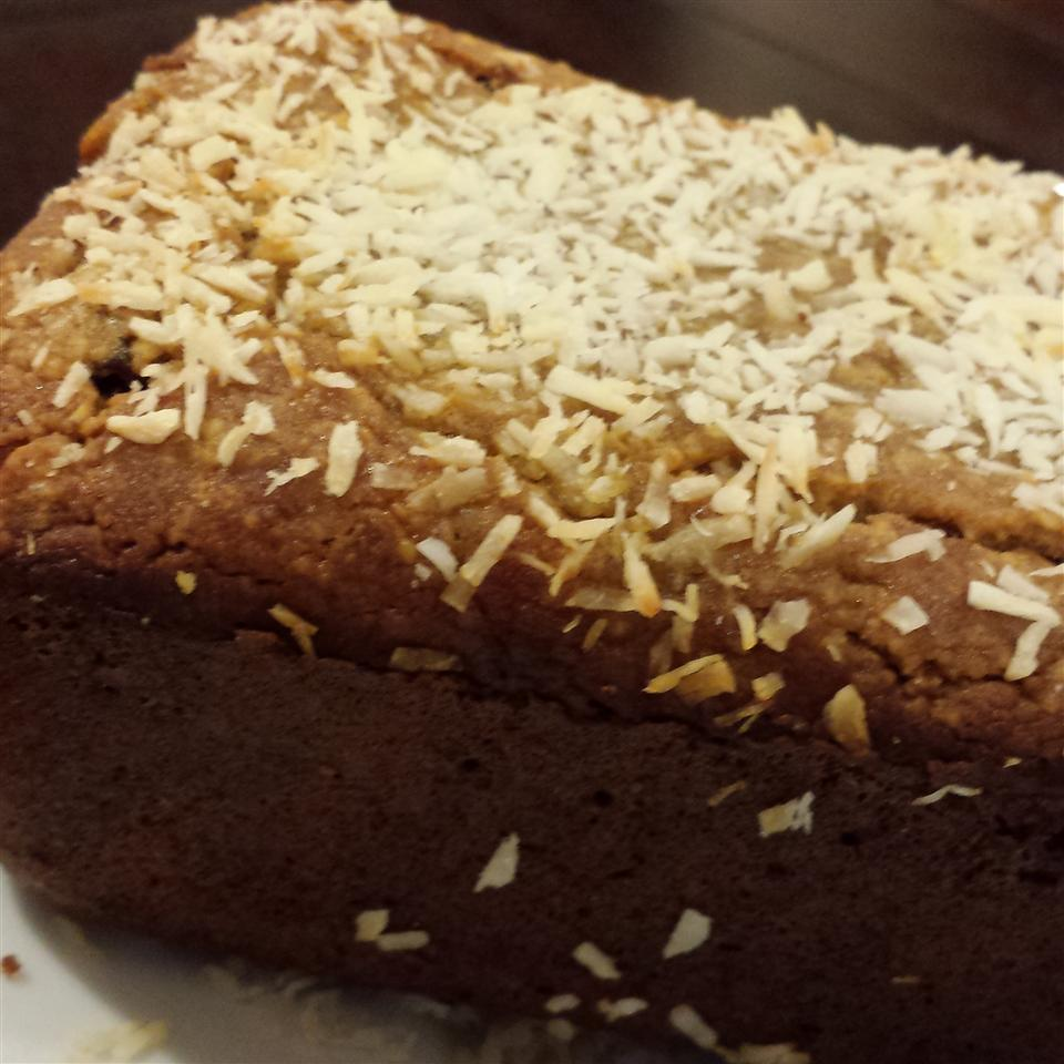Almond Flour Banana Bread Fanny Navarrete