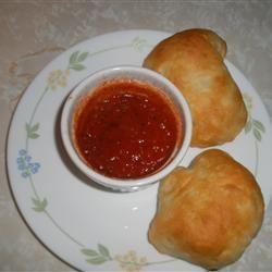 Mozzarella Puffs Sarah Keller