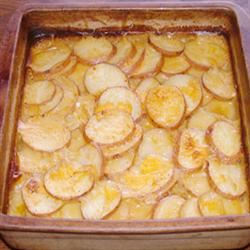 Scalloped Potatoes and Onions P.Smith