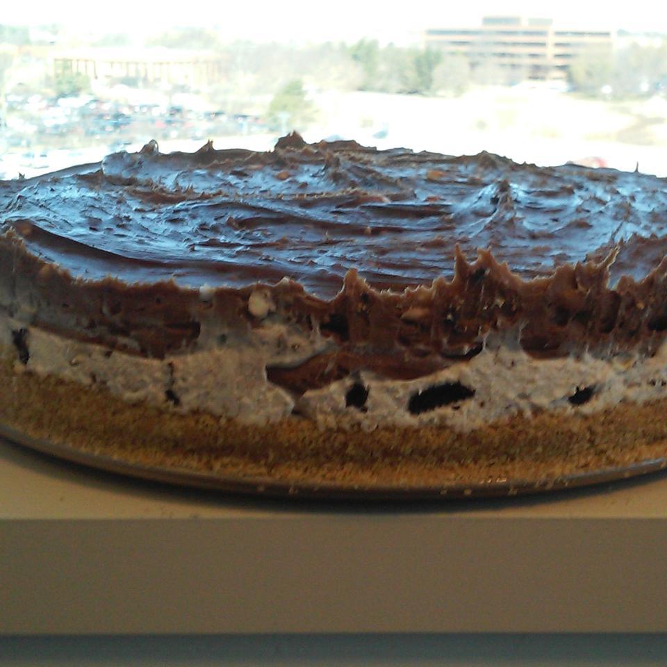 Nutella®-Oreo® Cheesecake