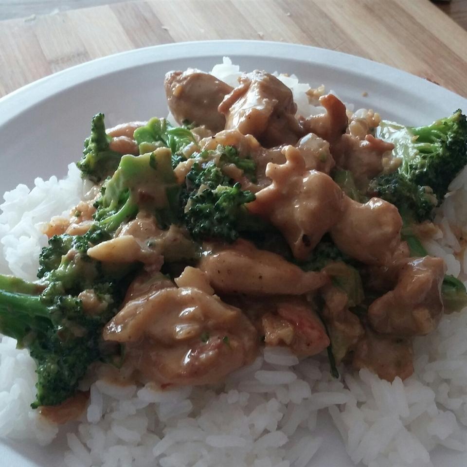 Paleo Coconut Curry Stir Fry Chris Denzer