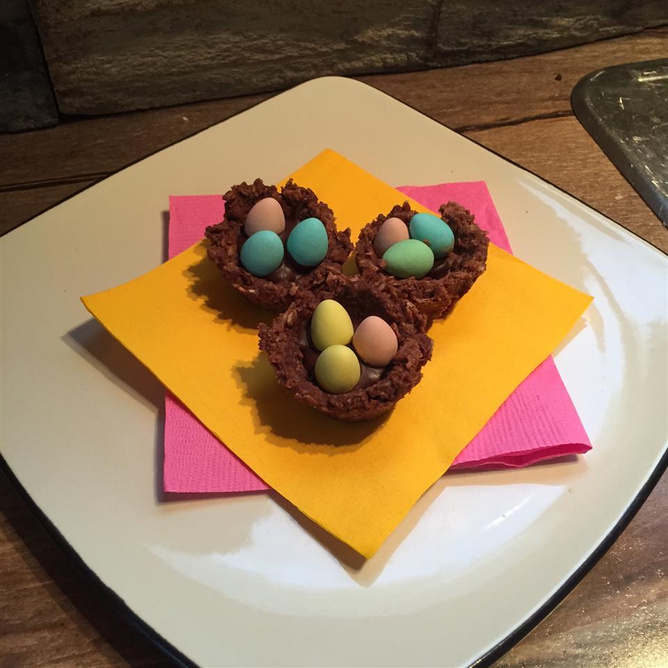 Oatmeal Cocoa Macaroons Jenny Smith